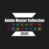 Adobe Master Collection CC 2020 The Most Complete in FLASHDISK 32 GB
