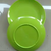 Piring Makan Bulat Ceper 9.5 inch Melamin Singa-Singi P-0195S