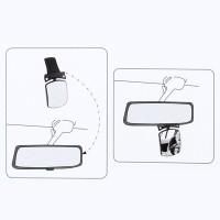 Kaca Cermin Spion Tambahan Tengah Dalam Mobil Adjustable Mirror