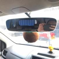 Bezelless Ultra View Kaca Spion Dalam Tengah Mobil & Curve Design