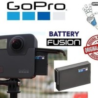 Promo BATTERY GOPRO FUSION ORIGINAL Limited sparepart