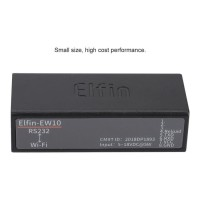 Wifi Serial Server Elfin-EW10 to Wifi Ethernet RS232 Wireless