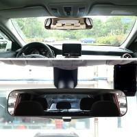 Bezelless Ultra View Model 2 Kaca Spion Dalam Tengah Mobil & Curve