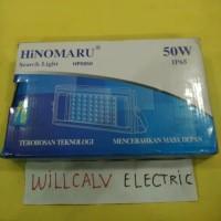 LAMPU SOROT LED - KAP HALOGEN LED SEARCH LIGHT HINOMARU 50W CAHAYA