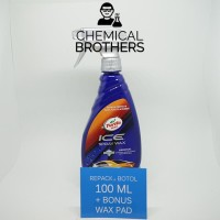 Turtle Wax Ice Premium Spray Wax - 100 ML & 200 ML