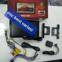 Head Unit Double Din Android DHD 7001 Mobil Universal