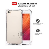 Case Xaiomi Redmi 5A Case Anti Crack / Anti Shock