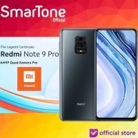 MI Redmi Note 9 Pro 8GB128GB 8 128 8/128 GB Garansi Resmi XIAOMI GREY