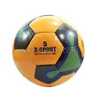 Bola Sepak Football Jahit Kilap PU Size 5