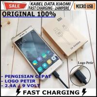 KABEL DATA XIAOMI ORIGINAL 100% MICRO USB CHARGER XIAOMI CABLE DATA