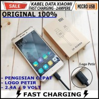 KABEL DATA MICRO USB XIAOMI ORIGINAL 100% ORI CHARGERAN CABLE DATA