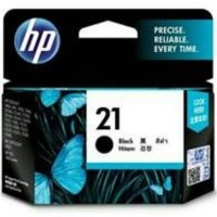 Catridge tinta hp 21 black original