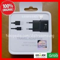 Charger Samsung Fast Charging kabel data tipe C ORI 100%