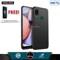 Aladoy Case Samsung A10S Ultrathin Slim Matte Premium Softcase Casing