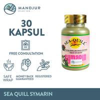 Sea Quill Symarin Max Isi 30 Kapsul