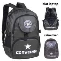 TERBARU Backpack Converse Laki Laki Tas Gendong Cowok Cewek SMP SMA