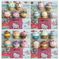 Squishy Murah Mini Ice Cream Cupcake