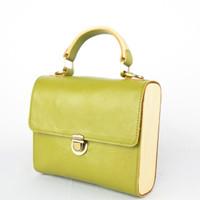 Tas Bambu Kulit asli / Leather & Bamboo purse