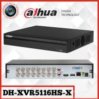 Dvr Dahua 16 Channel Pentabrid XVR5116HS-X Original Garansi 2 Tahun