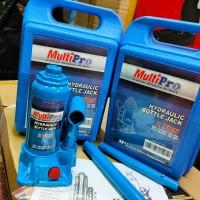 Dongkrak botol 2 ton MULTIPRO Hydraulic bottle jack 2ton