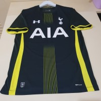 Jersey Original Tottenham Hotspur Spurs Away 2015 Under Armour