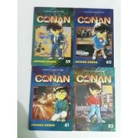 [Komik Murah] Detektif Conan 59, 60, 61, 83