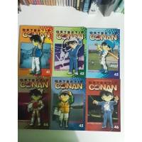 [Komik Murah] Detektif Conan No. 41, 42, 43, 44, 45, 46