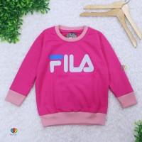 Sweater Branded uk 2-6 Tahun / Baju Hangat Jaket Outer Anak Perempuan