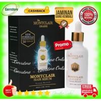 Montclair   Montclair Hair Serum   Obat Penumbuh Rambut Monclair 5 Btl