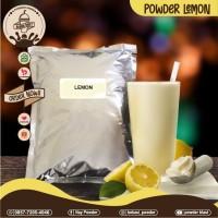 Bubuk Lemon/Powder Rasa Lemon/Lemon Powder Premium 1 Kg