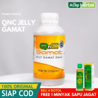 Obat Herbal Paru-Paru Basah Untuk Semua Umur - QnC Jelly Gamat Ampuh