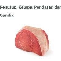 Daging Sapi Bagian Paha 250 gr