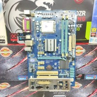 Motherboard G41 P41 Gigabyte Socket LGA 775 Slot RAM DDr3 OffBoard VGA