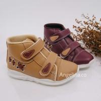 Sepatu Boots Velcro HN73