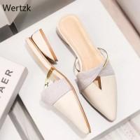 Sandal Teplek Kimmy Glitter