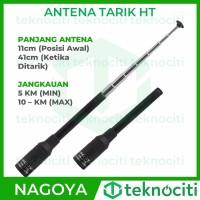 NAGOYA NA-773 SMA-F Antena Tarik HT / Telescopic Antenna