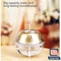 Humidifier Lampu Proyektor LED Bulan BIntang Air Diffuser 500 ml