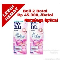 Cairan softlens Renu Colour 355ml