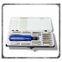 [ 16 IN 1 ] IMPACTER Obeng Set Toolkit / Screwdriver 16in1