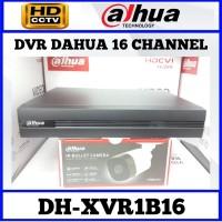 DVR DAHUA 16 CHANNEL XVR1B16 PENTABRID HDCVI/AHD/TVI/IPC