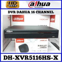 DVR DAHUA 16 CHANNEL PENTABRID XVR5116HS-X HDCVI/AHD/TVI/CVBS/IPC