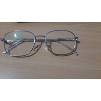 Frame Kaca Mata + Lensa Minus dan Silinder + Anti Radiasi