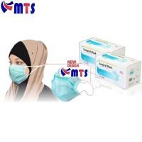 Masker Bedah Karet Headloop / Masker Jilbab Onemed / Masker Hijab