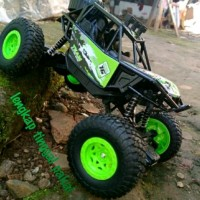 Mobil Remot RC JEEP OFF ROAD Mainan Remote Control