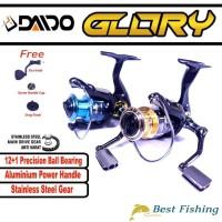 REEL PANCING DAIDO GLORY SPIN 12 BEARING POWER HANDLE - BGG-2000
