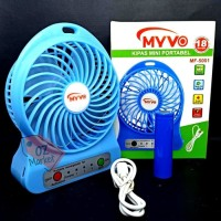 Kipas angin mini portable / portabel myvo