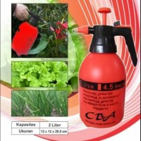 Hand Sprayer 2 Liter CBA Semprot Burung Tanaman TERLARIS