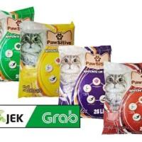 Pawsitive Cat Litter Pasir Kucing Wangi Gumpal Bentonite 25L
