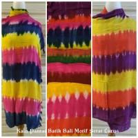 SALE!!! termurah kain pantai batik bali motif serat kayu jati wanita