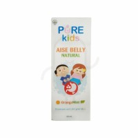 PURE KIDS AISE BELLY NATURAL 60 ML